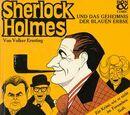 Sherlock Holmes und das Geheimnis der blauen Erbse