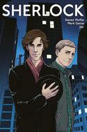 Sherlock 2.1 Cover E (Manga)