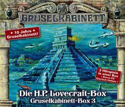 Gruselkabinett-Box 3