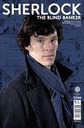 Sherlock 2.5 Cover B (Manga)