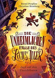 Die unheimlichen Fälle des Lucius Adler 02