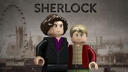 Lego sherlock 2