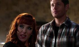 Rowena will Dean nicht wieder hinkriegen