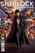 Sherlock 2.2 Cover A (Manga)