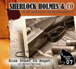 Sherlock Holmes & Co Krimi-Box 07