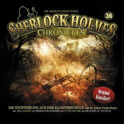 Sherlock Holmes Chronicles 36
