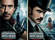 Sherlock Holmes First Official Look