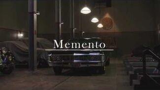 SPN Season 12 - Memento