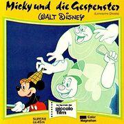 Micky und die Gespenster