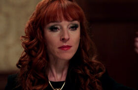 Rowena in Regarding Dean