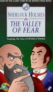 The Valley of Fear UK-VHS
