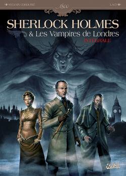Vampires de londres Integrale