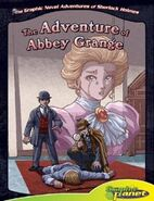 Graphic novel adventures abbey