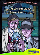 Graphic novel adventures carbuncle