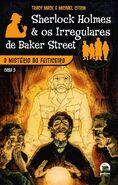 Baker Street Bande 02 Portugal