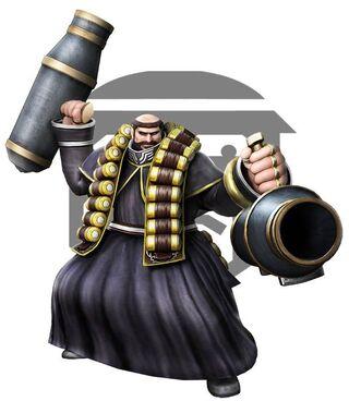 Sengoku-basara-chronicle-heroes-xavi