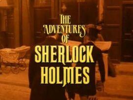The Adventures of Sherlock Holme (TV series)