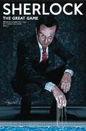 Sherlock 3.6 Cover A (Manga)