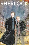 Sherlock 2.1 Cover D (Manga)