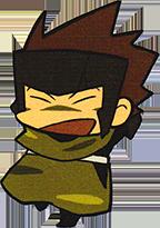 Mini Sasuke transparent
