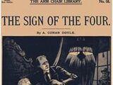 Das Zeichen der Vier