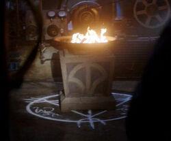 Hoodoo Altar