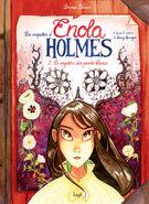 Enola Holmes Comic 03
