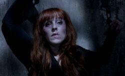 Rowena in Crowleys Dungeon