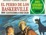 El perro de los Baskerville (Comic, Bruguera)