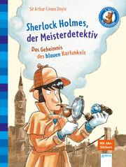 Sherlock Holmes, der Meisterdetektiv 01