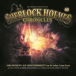 Sherlock Holmes Chronicles 40
