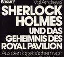Sherlock Holmes und das Geheimnis des Royal Pavilion