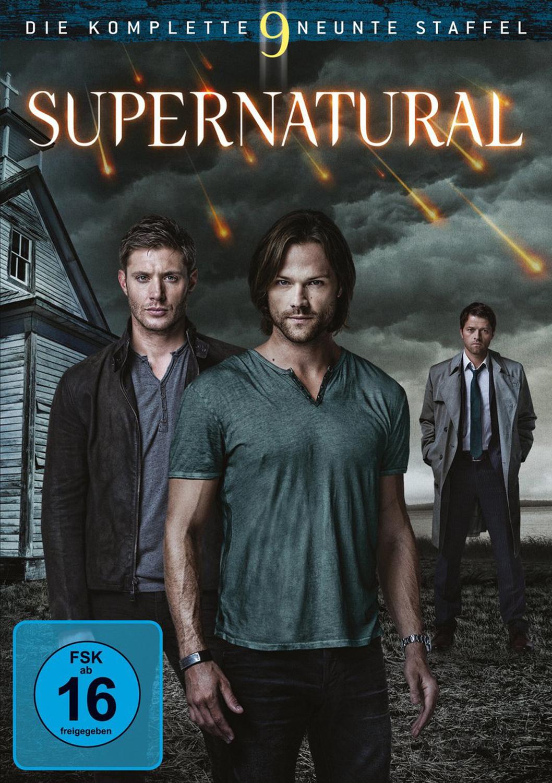 Bloody Mary Supernatural 1 Burning Series Serien
