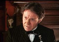Harvey Keitel als Houdini