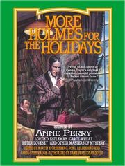 More Holmes for the Holidays