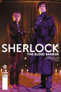 Sherlock 2.4 Cover B (Manga)