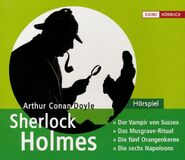 Sherlock Holmes (CD Box) 1