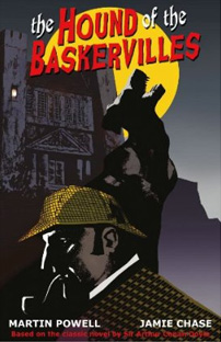 Baskerville dark horse comic