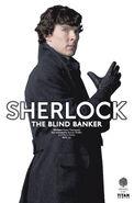 Sherlock 2.3 Cover B (Manga)