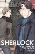 Sherlock 4.5 Cover C (Manga)