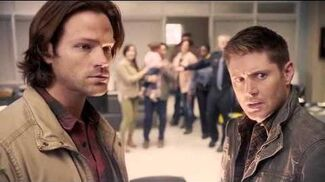 "Supernatural 11x20 Don't Call Me Shurley ""Fare Thee Well"""