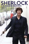 Sherlock 4.2 Cover B (Manga)