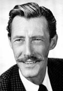 John Carradine portrait