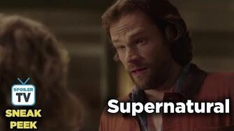 "Supernatural 14x01 Sneak Peek 2 ""Stranger in a Strange Land"""