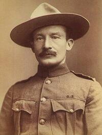 Robert Baden-Powell 1896