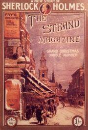 Strand magazine dez 1911