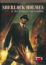 Vampires de londres 1