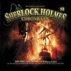 Sherlock Holmes Chronicles 12