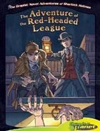 Graphic novel adventures redheaded