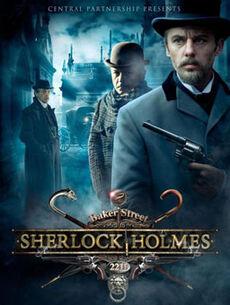 Sherlock Holmes Serie 2012 russ